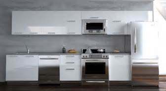 Modern Kitchen Cabinet Colors The Contemporary White Kitchen Cabinets For Your Home My Kitchen Interior Mykitcheninterior