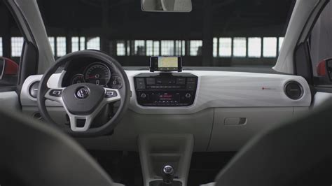2016 vw up interior