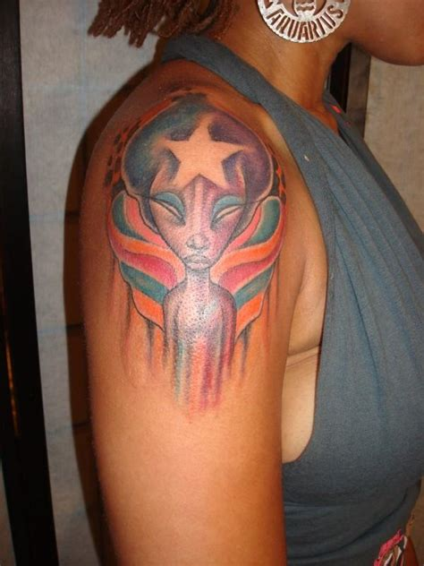 watercolor tattoos on darker skin on black skin ink color choices tattoos