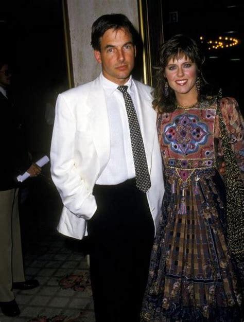 Pam Dawber and Mark Harmon   People   Pinterest   Mark ... Harmon Pam Dawber Divorce