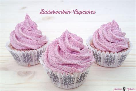 badebomben cupcakes einfach selber machen schnins kitchen