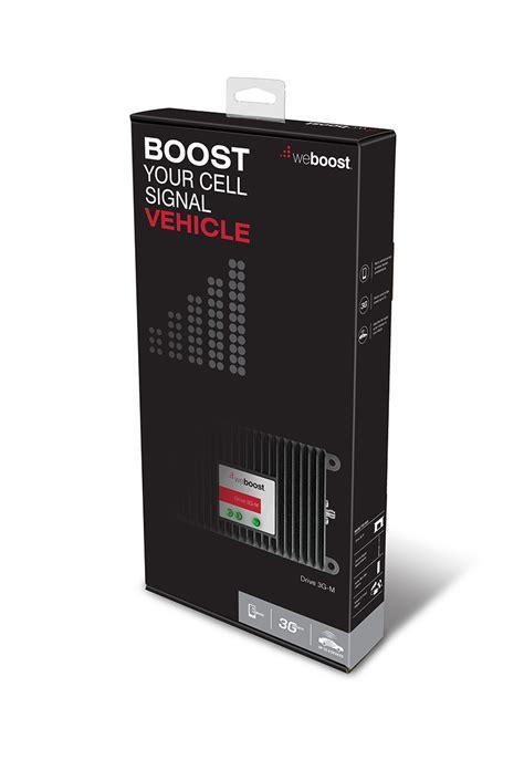 wilson weboost drive    signal booster  car