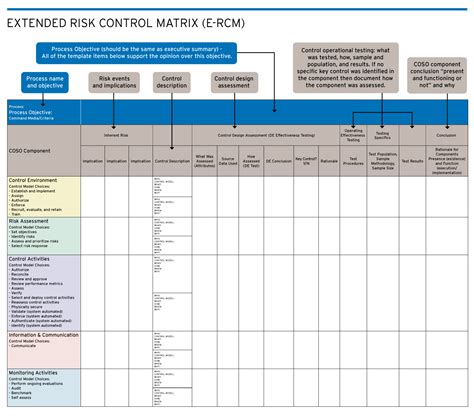 bank internal audit risk assessment matrix pictures to pin