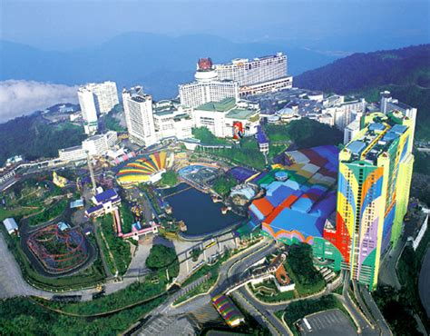 theme park genting highland the belle vida my scary story staying at the haunted ria