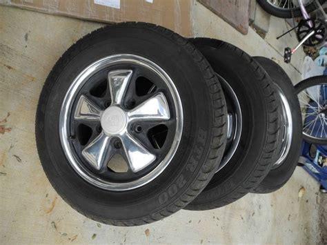 replica porsche wheels fs set of four 911 912 porsche fuch replica wheels