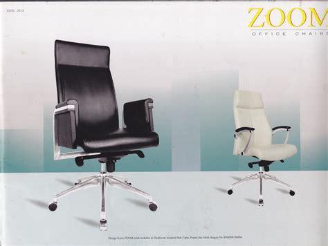 Kursi Kerja Zoom karya mandiri furniture kursi kantor zoom
