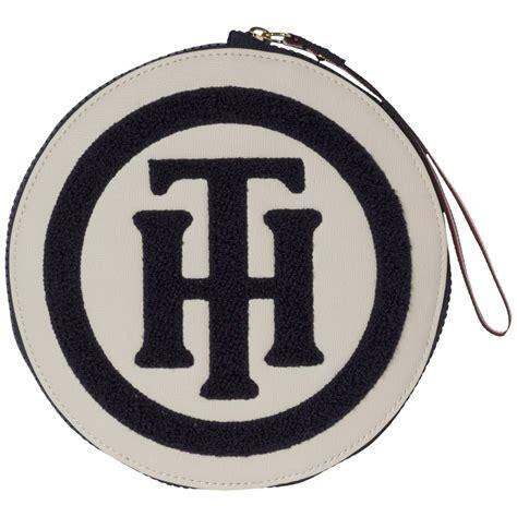 Stripe Logo hilfiger packaway backpack th logo stripe