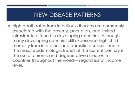 definition pattern disease aging and new disease pattern