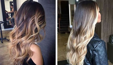 the difference between foiling balayage ombre and the what is the difference between foil highlights and