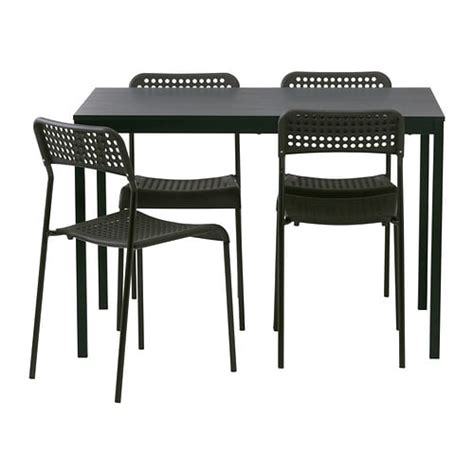 Ikea Melltorp Meja t 196 rend 214 adde table and 4 chairs ikea