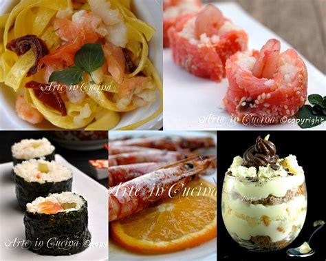 cena romantica cosa cucinare menu cena romantica a base di pesce