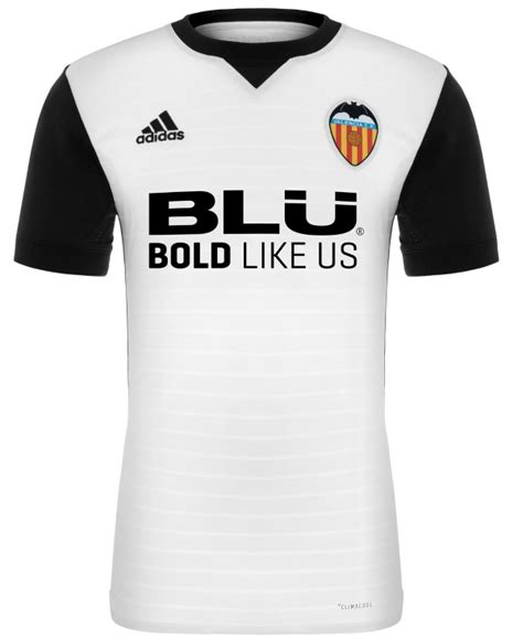 Jersey Valencia Away No Sponsor new valencia jersey 2017 2018 vcf products shirt 17