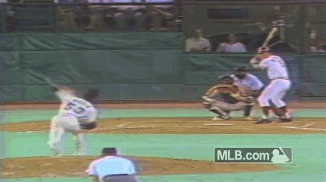 johnny bench home runs of course johnny bench hit the last home run of his career