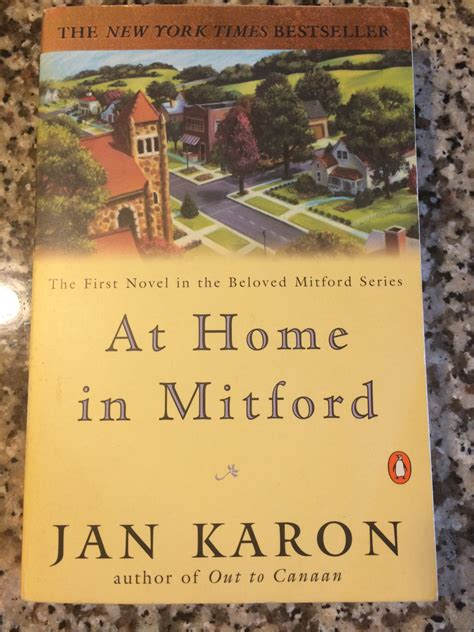 at home in mitford the mitford years paperback feb 01