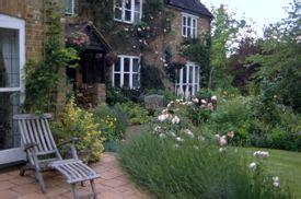 Chesham Cottage Menu by Garden Design Chesham Bucks