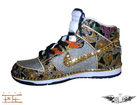 sneaker customizer handmade custom shoes created for kanye west by fly