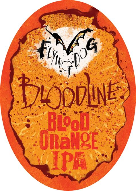flying bloodline new release bloodline blood orange ipa flying breweryflying brewery