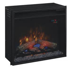 23 quot spectrafire plus electric fireplace insert at menards 174