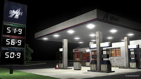 Canopy For Bedroom 90s service station joey meuross