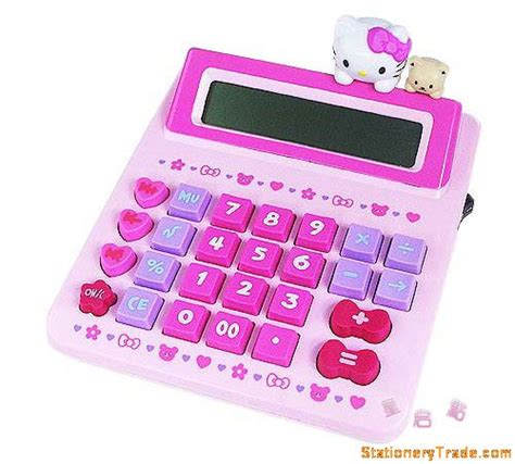 imagenes de calculadoras hello kitty calculators statioenry trade leads china