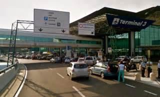Car Rental Airport Rome Scoppia Incendio All Aeroporto Di Fiumicino Nessun Ferito