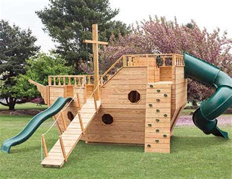 unique backyard play structures outdoor play sets from your upstate ny rutland vt shed