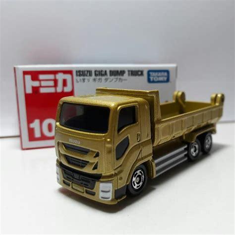 Tomica Isuzu Giga Dump Truck No101 Tomica No 101 Isuzu Giga Dump Truck Toys Bricks