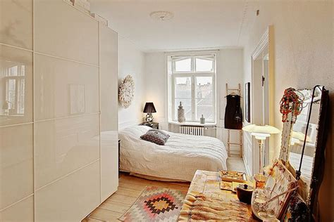 bedroom design in scandinavian style a study in scandinavian style charming modern apartment