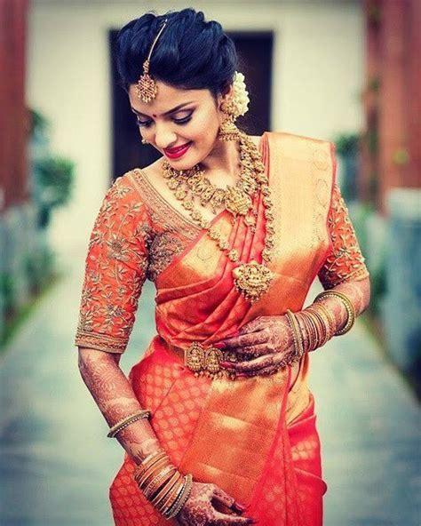 Simple Best South Indian Bridal Makeup