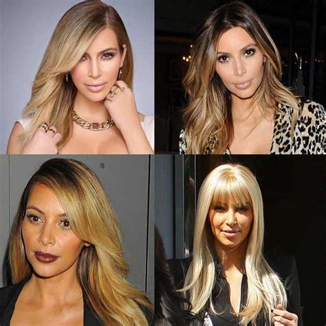 kim kardashian platinum blonde formula kim kardashian blonde hair hair colar and cut style