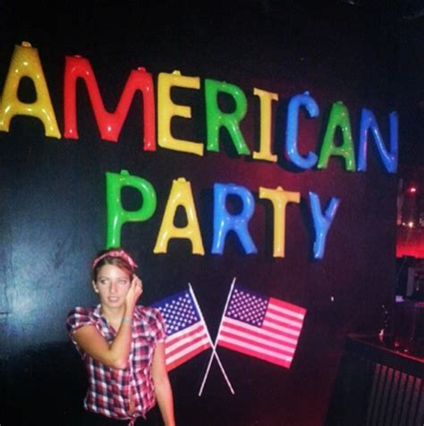 american themed events american parties