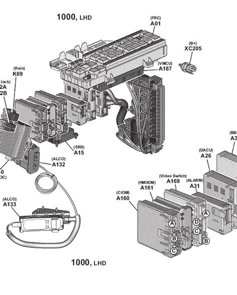 volvo fh fm fh    truck wiring electric