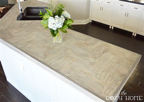 Painting Butcher Block Countertops by Remodelaholic Diy Butcher Block Wood Countertop Reviews