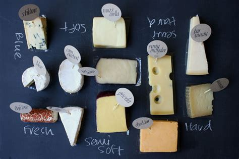 printable cheese tags choosing cheese for the perfect platter yuppiechef magazine