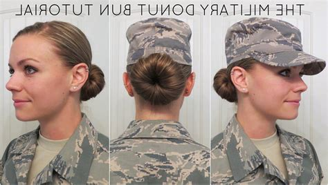 hairstyles for female army soldiers female military hairstyles fade haircut
