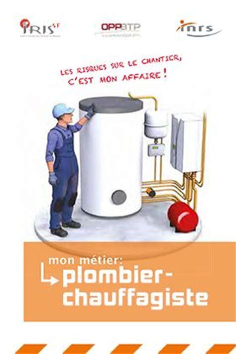Plombier Chauffagiste by Mon M 233 Tier Plombier Chauffagiste D 233 Pliant Inrs