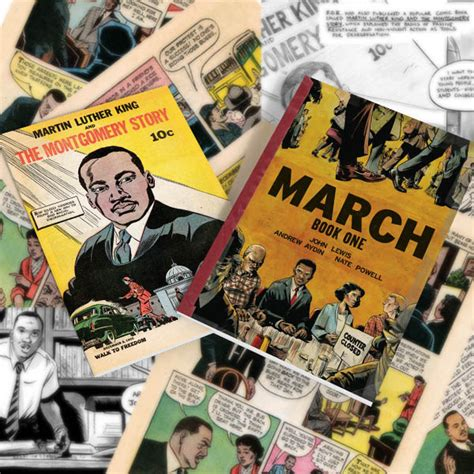 march book one march book one martin luther king and the montgomery