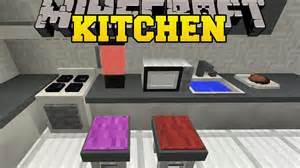 minecraft kitchen mod microwave toaster blender dish