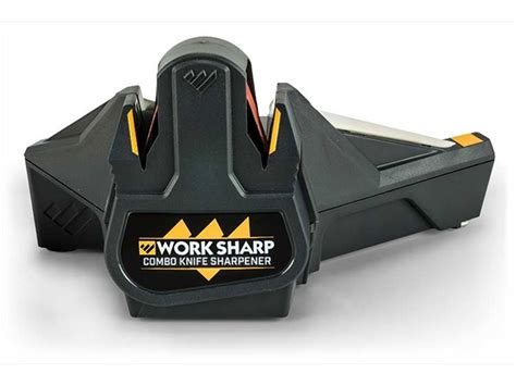 sharp knife sharpener work sharp combo knife sharpener mpn wscmb