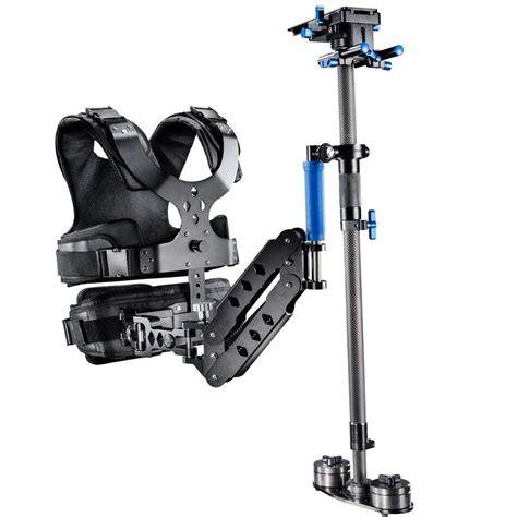 stedy cam steadycam vest single arm voosestore