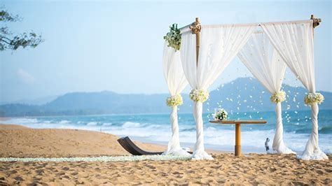 Top tips for planning a wedding abroad   HELLO!