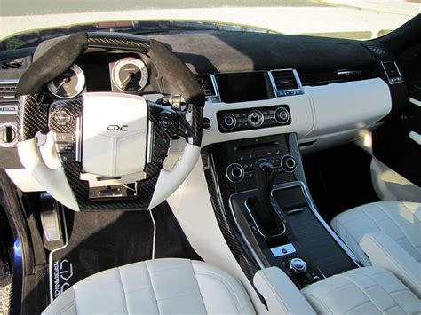 customized range rover interior cdc performance nighthawk range rover sport custom luxury suv