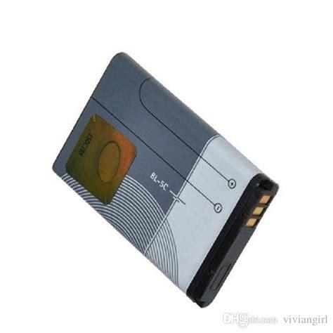 Battery Nokia Baterai Nokia Battery Nokia Type Bl 5j 8 1020mah battery bl 5c bl 5c battery bl5c forn70 n72 7610