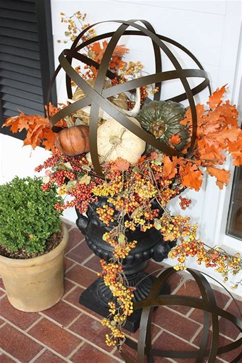 15 best autumn decorating tips and ideas freshome com 36 best images about house outdoor urn and planter