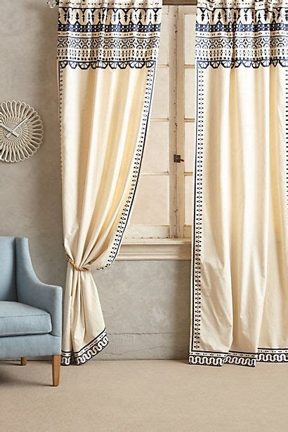 tunnel tab curtains embroidered aravalli curtain lace other and home