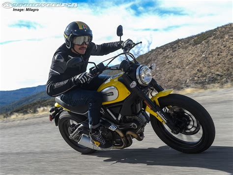 which motorcycle 2015 ducati scrambler first ride motorcycle usa