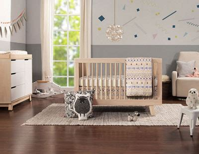 2in1 Set Jellow Mustard solid back crib the wakefield 4in1 convertible crib