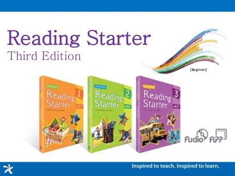 assessment for reading third edition reading starter third edition