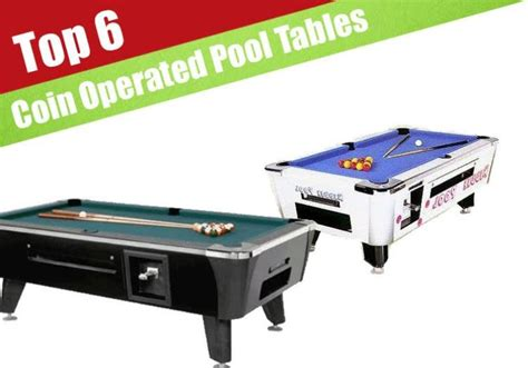 where can i buy a pool table 6 best coin operated pool tables you can buy today