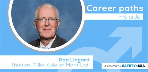 Career Paths For Mba In Finance by Career Paths Rod Lingard Miller Safety4sea